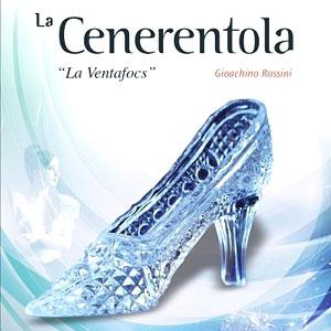 Òpera 'La Cenerentola (La Ventafocs)' a càrrec de l'Orquestra Simfònica del Vallès amb el Cor Amics de l'Òpera de Sabadell