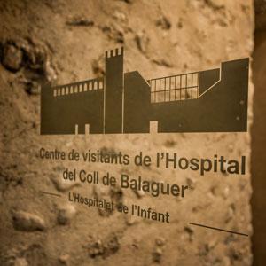 Visita Guiada a l'Hospital del Coll de Balaguer a l'Hospitalet de l'Infant, 2019