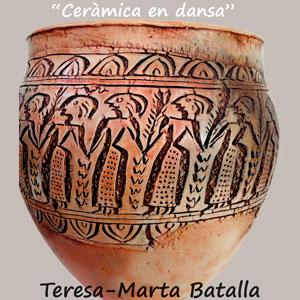 Exposició 'Ceràmica en dansa' - Teresa-Marta Batalla
