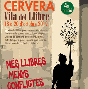 Cervera. Vila del Llibre - 2019