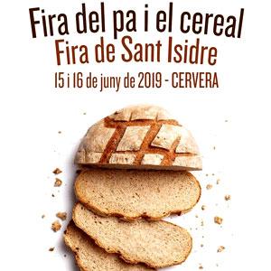 Fira del Pa i del Cereal i Fira de Sant Isidre a Cervera, 2019
