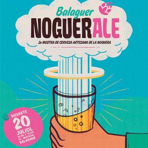 Festa cervesa artesana Noguerale, Balaguer, 2019