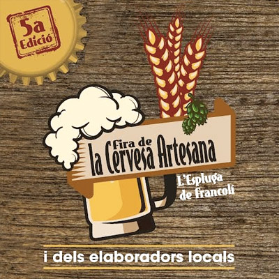 Fira de la Cervesa Artesana i dels elaboradors locals, L'espluga de Francolí, 2021
