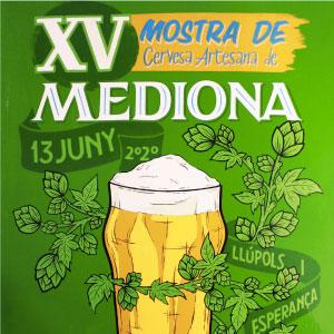 Mostra de Cervesa Artesana de Mediona, 2020