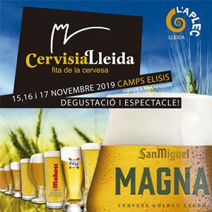 Cervisia, la Fira de Cervesa de Lleida, 2019