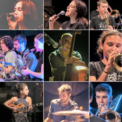 Chamorro Reunion Band, Sant Andreu Jazz Band