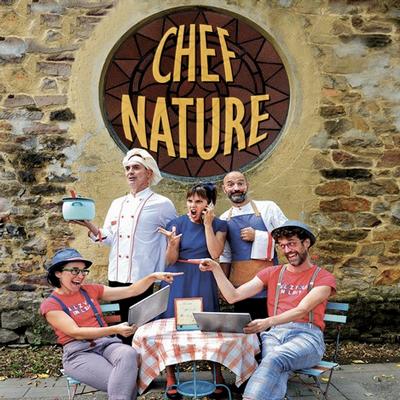 Espectacle familiar 'Chef Nature' de la companyia Markeliñe