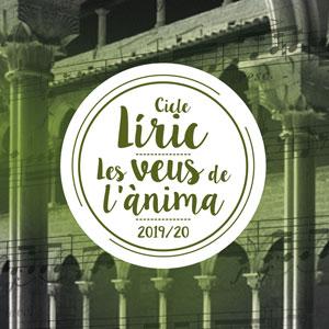 Cicle líric 'Les veus de l'ànima' - Monestir de Pedralbes Barcelona 2019