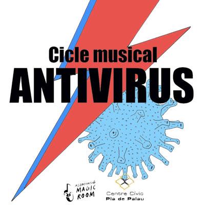 Cicle de concerts Antivirus, Girona, 2020