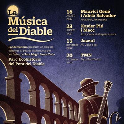 Cicle de concerts La Música del Diable, Tarragona, 2020