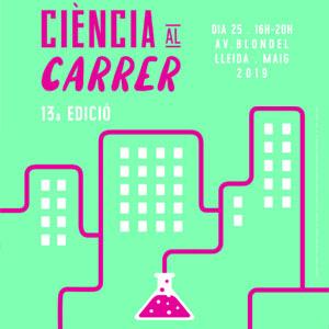 13a Ciència al Carrer, Lleida, 2019