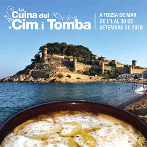 La cuina del Cim i Tomba, Tossa de Mar, 2019