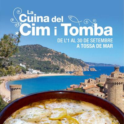 La cuina del Cim i Tomba, Tossa de Mar, 2021