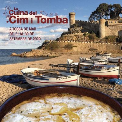 La cuina del Cim i Tomba, Tossa de Mar, 2020
