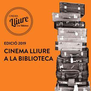 Cinema Lliure a la Biblioteca - Barcelona 2019