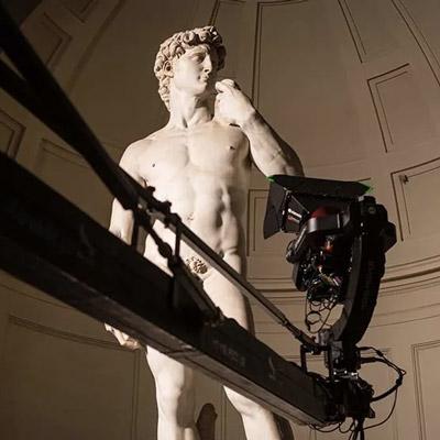 Cicle 'L'art en el cinema', 'David' de Miquel Àngel