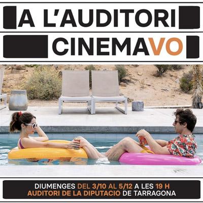 Cicle de Cinema en VO de la Diputació de Tarragona, 2021