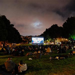 cinema a la Fresca, Girona