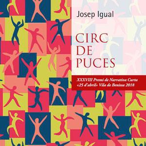 Llibre 'Circ de puces' de Josep Igual