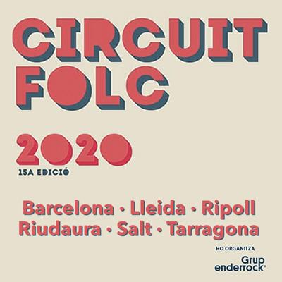 Circuit Folc, 2020