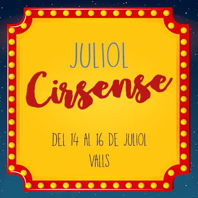 Cicle 'Juliol Circense', Valls, 2020