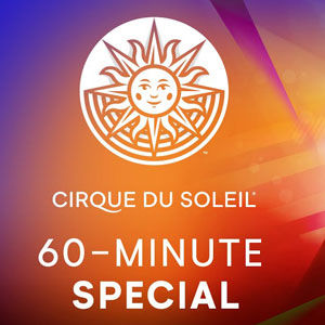 Cirque du Soleil, recull d'espectacles