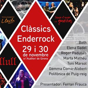 Concert 'Clàssics Enderrock' a càrrec de la Simfònica de Cobla i Corda de Catalunya (SCCC)
