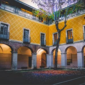 Claustre de la Mercè a Girona