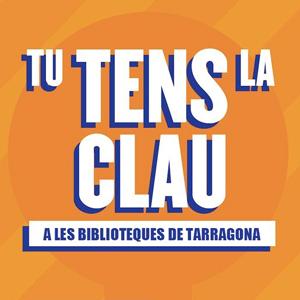 Exposició 'Tu tens la clau' a les biblioteques de Tarragona, 2020