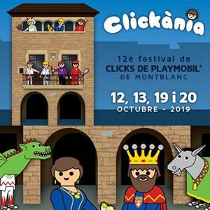 Clickània - Montblanc 2019