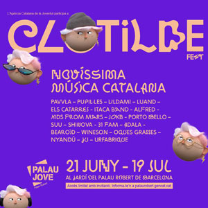 Clotilde Fest - Barcelona 2019
