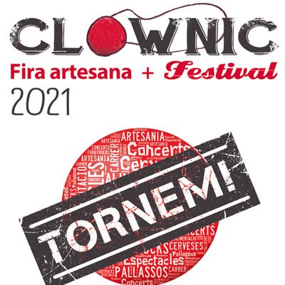Clownic. Fira artesana + Festival - Torrelles de Foix 2021
