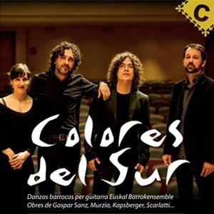 Enrike Solinís, Euskal Barrokensemble, músics
