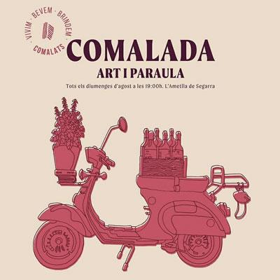 Festival Comalada Art & Paraula, L'Ametlla de Segarra, 2020