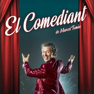 Teatre 'El comediant', de Cascai Teatre i Marcel Tomàs