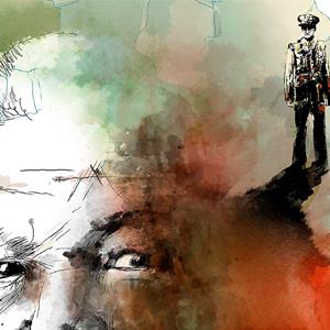 Còmic 'Mandela i el general' d'Oriol Malet