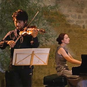 Concert de Fumiaki Miura & Varvara