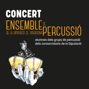 Concert de l'Ensemble de Percussió