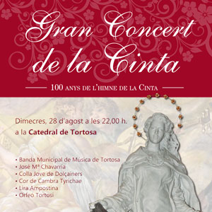 Gran Concert de la Cinta - Tortosa 2019