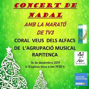 Concert de Nadal - La Ràpita 2019