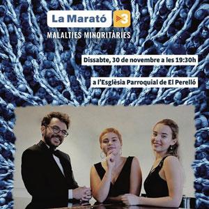 Concert líric per La Marató - El Perelló 2019