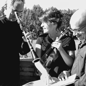 Concert 'Colors, del tango a la música dels Balcans' a càrrec de TriCatSons