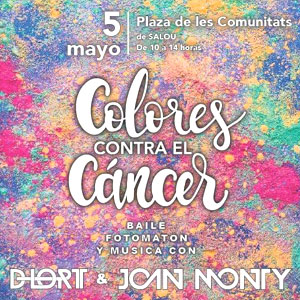 Concert 'Colores contra el Cáncer' a Salou