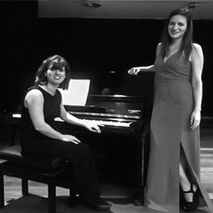 En Clau de Mezzo, Roser Banet, mezzosoprano, piano, Clara Gifre