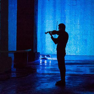 Concert 'LiquidDrone.Immersió sonora' delcol·lectiuFree't