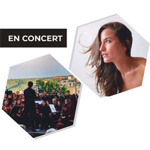 Concert de l'Orquestra TLP i Judit Neddermann