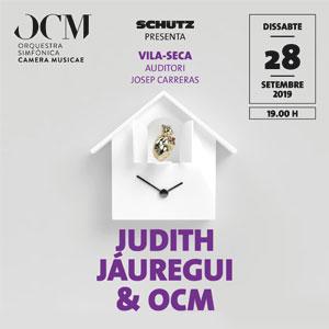Concert de Judith Jáuregui & OCM a Vila-seca, 2019