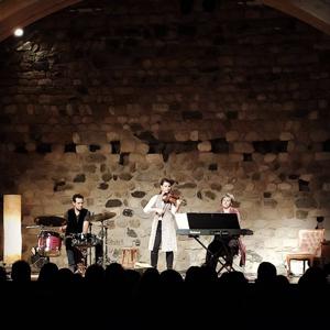 Concert 'From the livingroom' de Crossover Trio