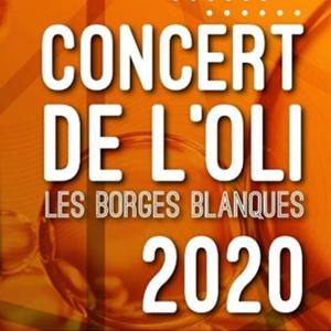 Concert de l'Oli, les Borges Blanques, 2020
