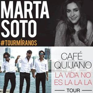 Concert de Marta Soto i Café Quijano a la Pobla de Mafumet, 2019
